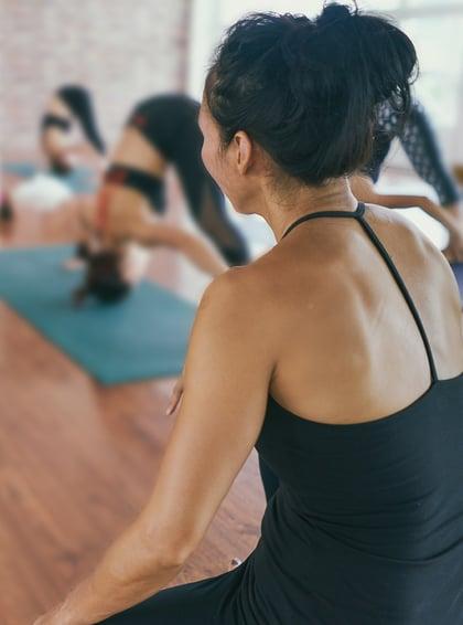 Public liability insurance for yoga teacher trainees