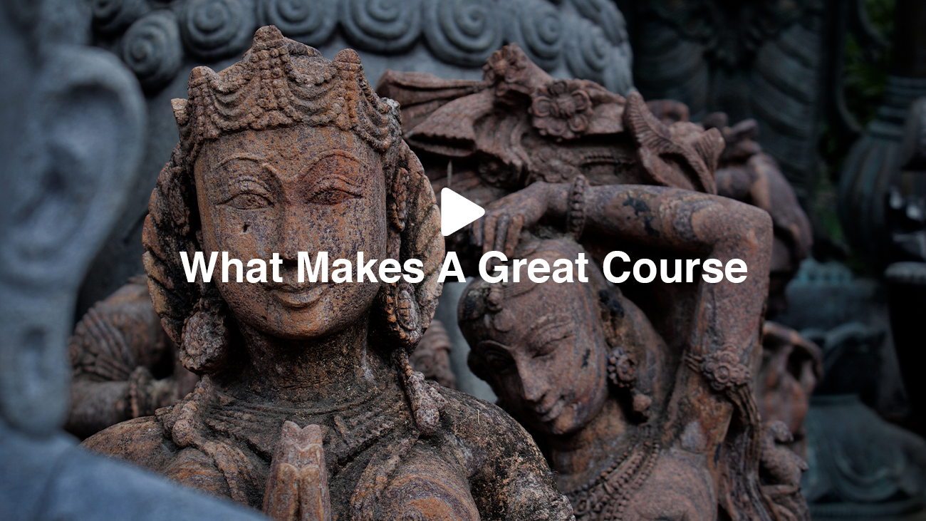 what makes a great course