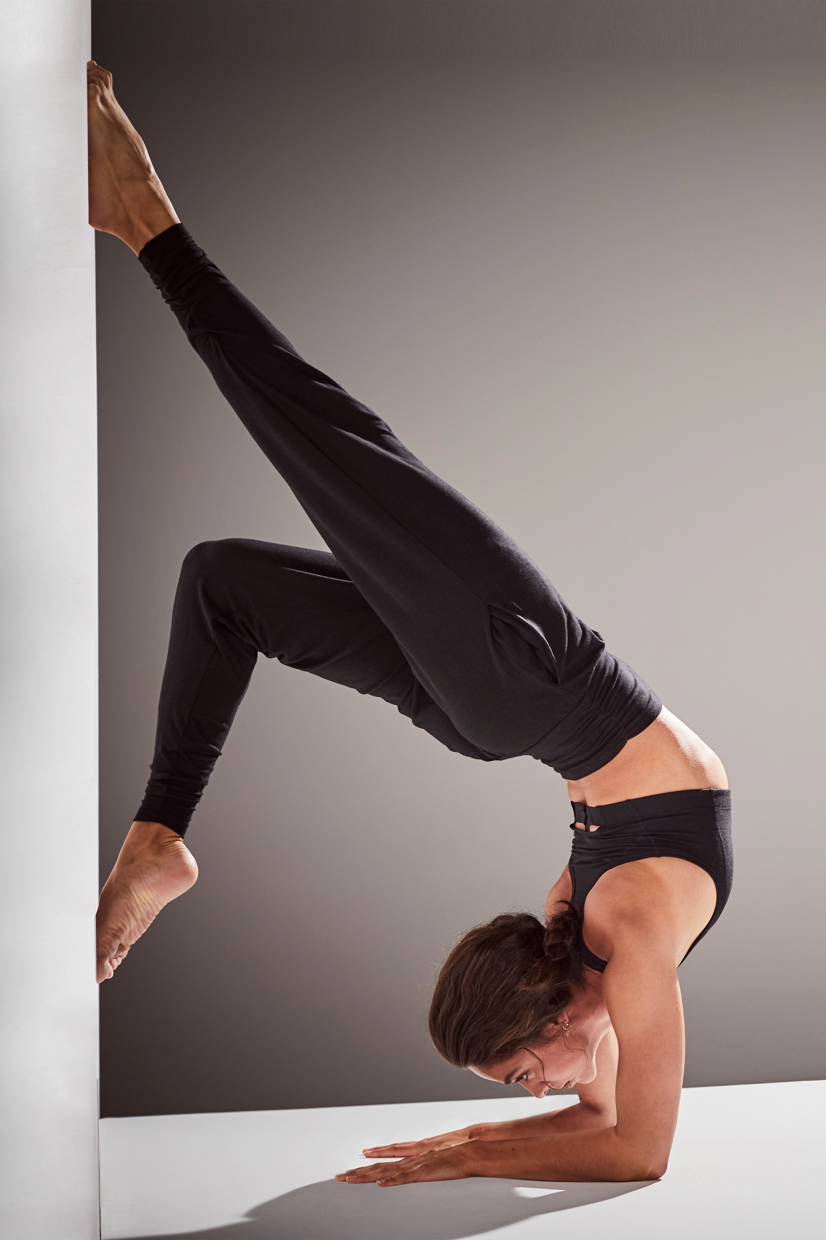 Challenge Racerback Top £32 worn with Yogi Pant £44 from BAM