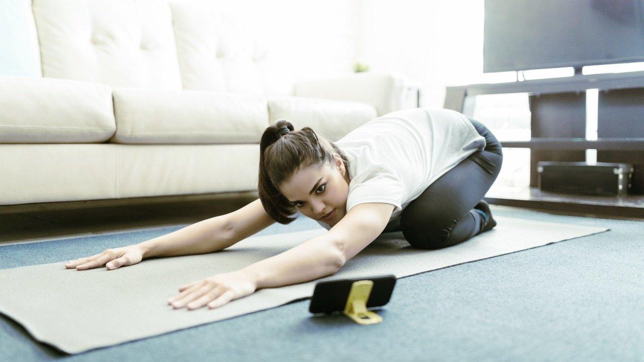 Home Yoga Practice-1