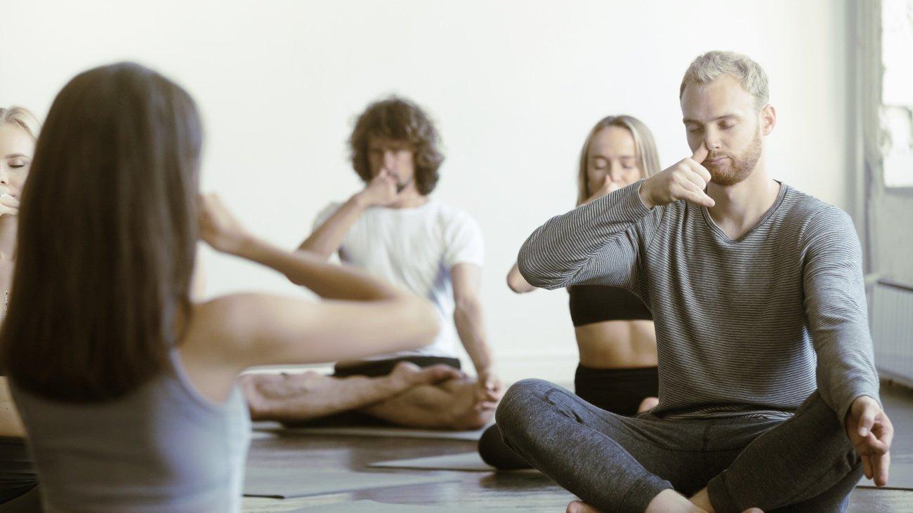 Help for self-employed yoga teachers