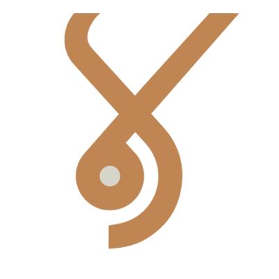 Yoga Marketing Icon - White Background