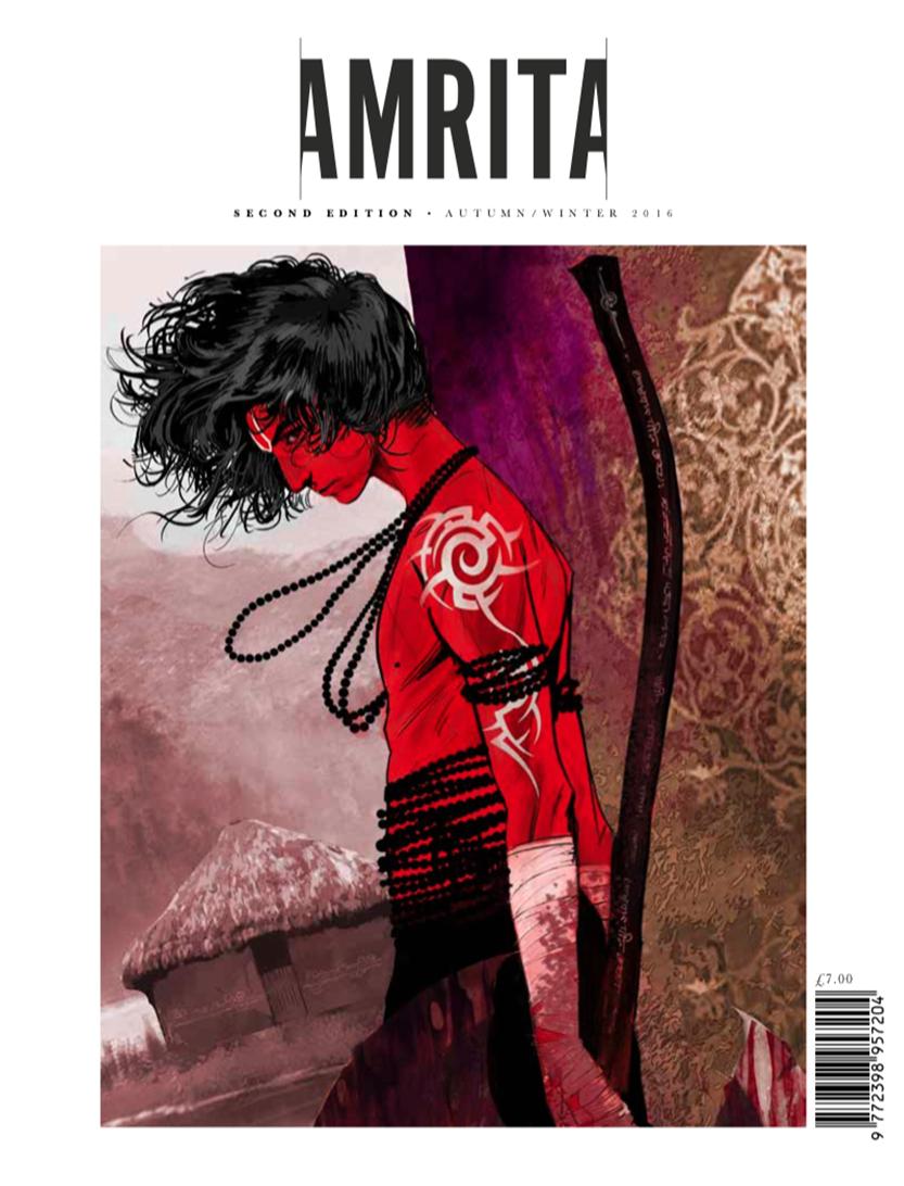 amrita issue 2 yoga magazine