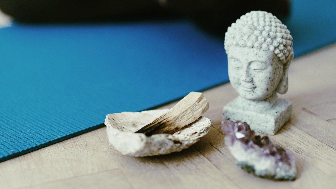 return to the yoga studio