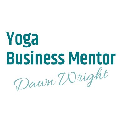 yoga business mentor logo
